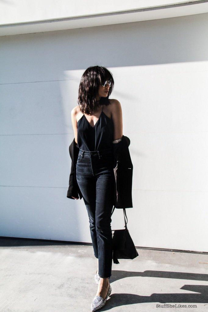 flats, glitter flats, fashion blogger, blogger, How to wear flats.