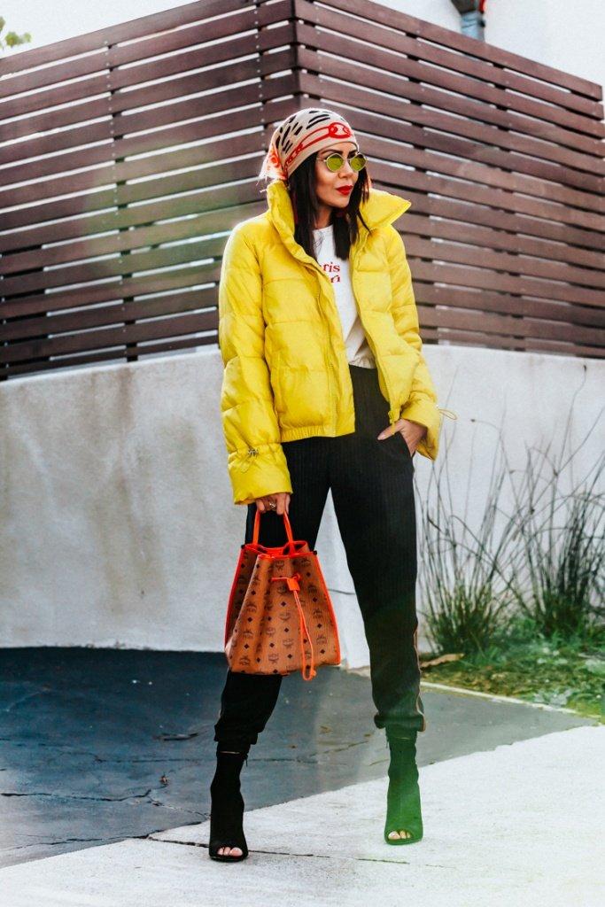 loft, kylie jenner quay sunglasses, mcm bags, 90s style, fashion blogger, fashion blog, Taye hansberry, LA fashion blogger, WOC, bloggers of color