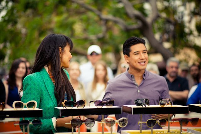 Suglasses Trends with Taye Hansberry and Mario Lopez