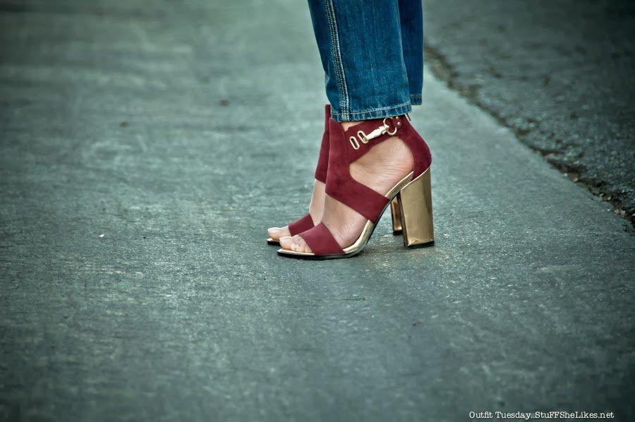 red shoes, gold shoes, black blogger, black blog, fashion blog, Black fashion blogger, ethinic fashion blog