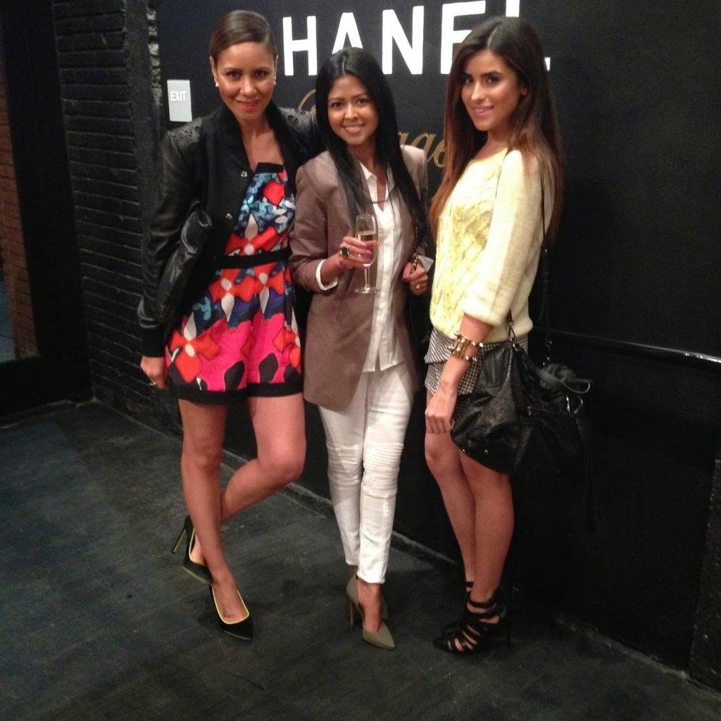 Walk in Wonderland, Sazan Barzani, Fashion Bloggers, Top Fashion Bloggers, Taye Hansberry, Chanel, Vintage