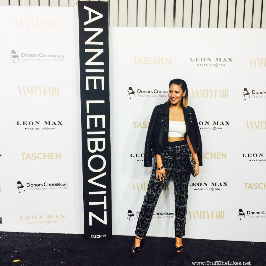 american hustle party, oscars, taye hansberry, actress, blogger, black blogger, ethnic blogger, white dress, fashion blog, Top Fashion Blog, Best fashion blog, short hair, short hair black girl, blonde hair