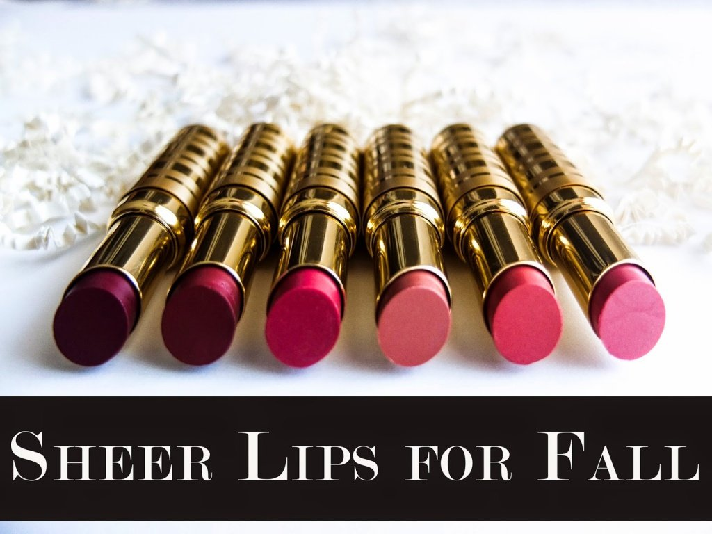 Fall make up, sheer lipstck,  the best lip stick, The beauty Counter, Stuff She Likes, Best fashio blogger, best beauty blogger, taye hansberry