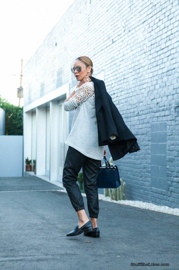 steve madden, loafers, ag jeans, best blogger, best fashion blogger, top ten fashion bloggers, zara bag, black blazer