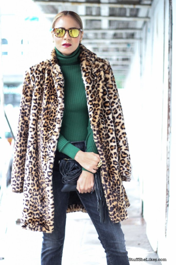 leopard coat. forever 21 leopard coat, forever 21 coat, citizens of humanity jeans, how to wear a turtleneck, vince, Blogger, Fashion blogger, top fashion blogger, black fashion blogger, blonde blogger, Los Angeles fashion blogger, ethnic fashion blogger