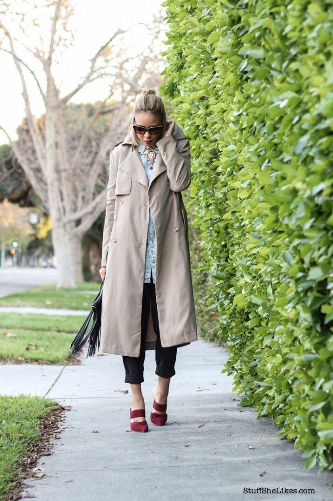 trench coat, zac posen, Los Angeles, Fashion Blogger, Best fashion bloggers, Los Angeles fashion bloggers