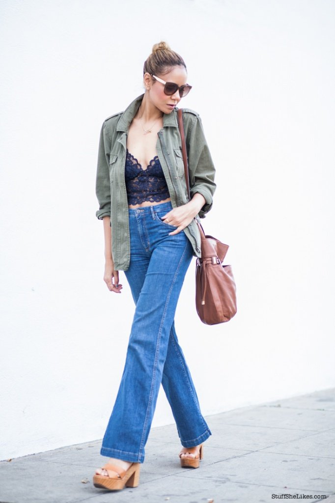wide leg jeans, 1970s jeans, los angeles blogger, top fashion blogger, best fashion blogger, Fashion Blogger