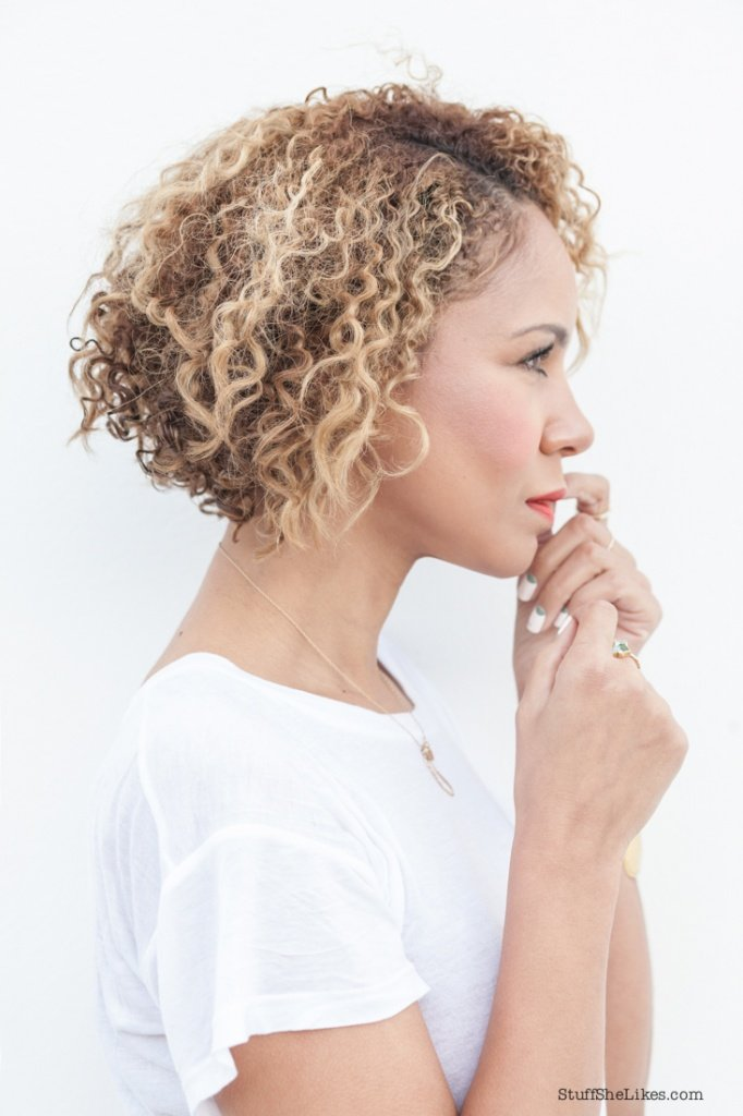 Curly hair, Bloggers with Curly hair, beauty post, Hair post, Beauty blogger,Stuff She Likes