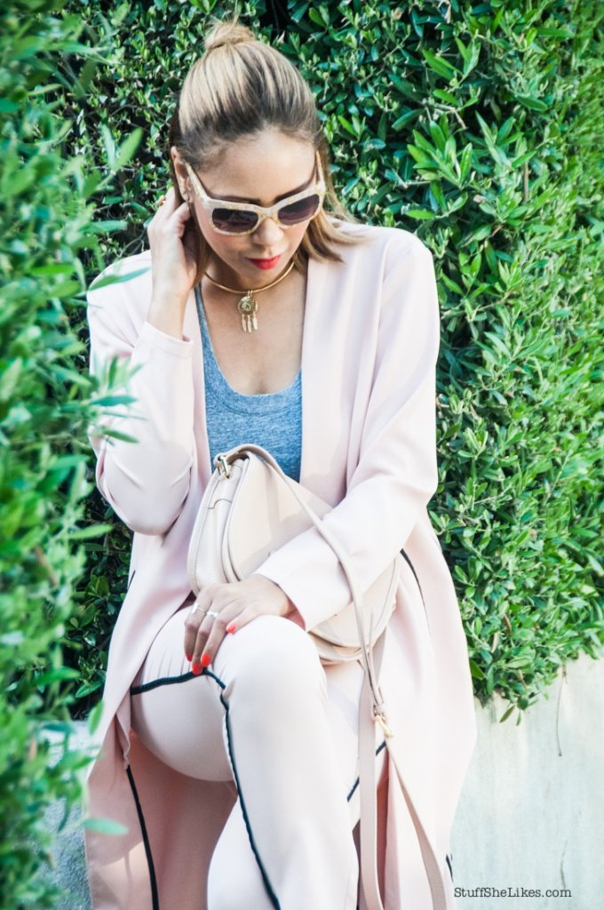 misguided, peach tones, choker necklace, top blogger, best blogger, top ten bloggers, fashion blogger