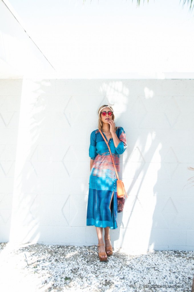tracy reese dress, coachella style, festival style, bloggers at coachella, best dressed at Coachella, flash tattoos, gold tattoos, Mr Kate, platform sandals, top ten bloggers in Los Angeles, best bloggers, best LA bloggers, fashion blogger, top fashion bloggers