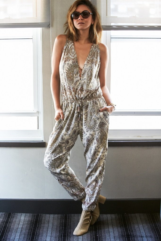 Calypso St Barth, Fall clothing, Jumpsuit, Fall sweater, Long sweater, Blogger, Fashion Blogger, Top ten fashion Bloggers, Los Angeles fashion blogger