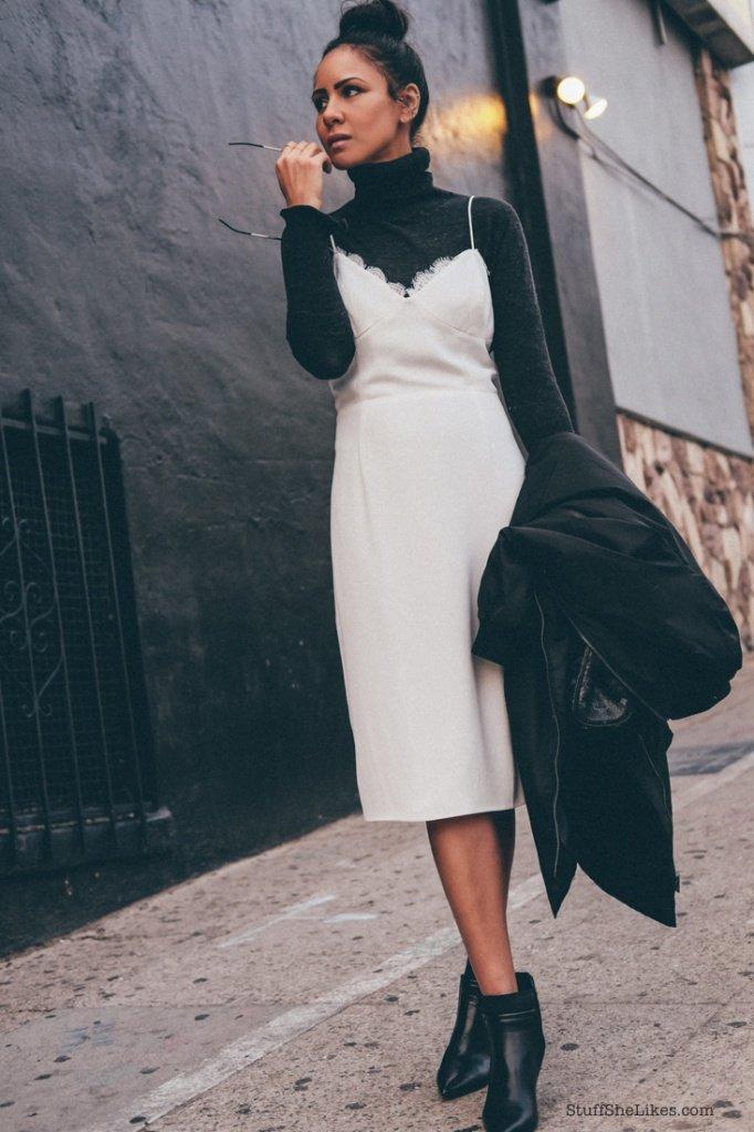 forever 21, bomber jacket, slip dress, layering, fashion blogger, top fashion blogger
