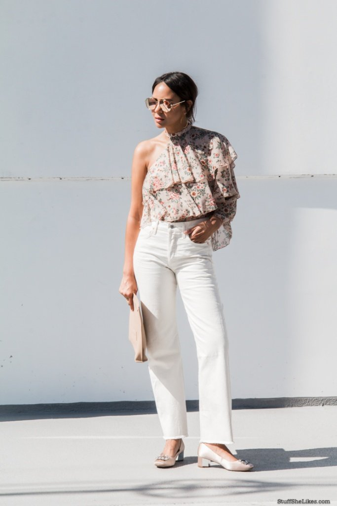 citizens of humanity jeans, slouchy jeans, quay sunglasses, fashion blogger, top fashion blogger