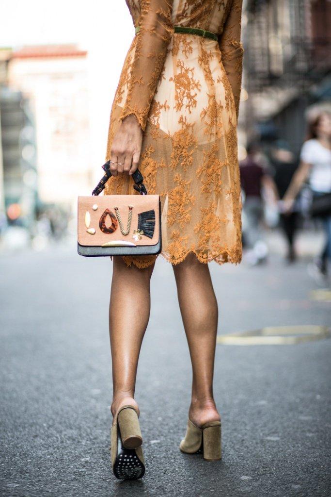 sheer dress trend, NYFW, taye hansberry, Fashion blogger, Sheer dress trend