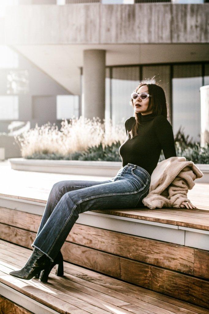 kylie jenner sunglasses, quay sunglasses, vintage jordache jeanse, Fashion blogger,