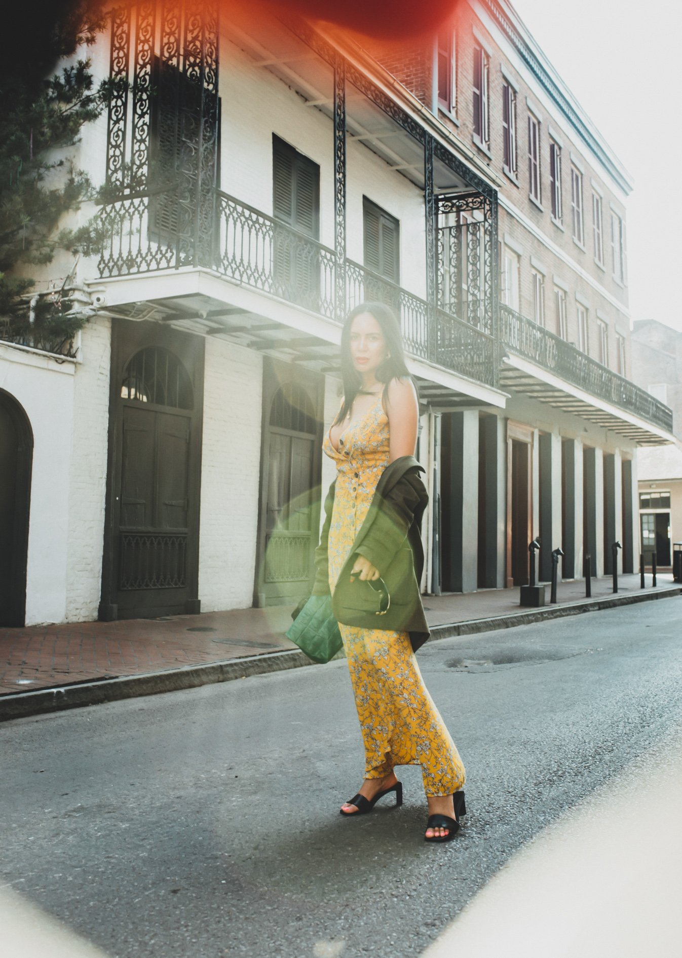 how to dress in New Orleans
