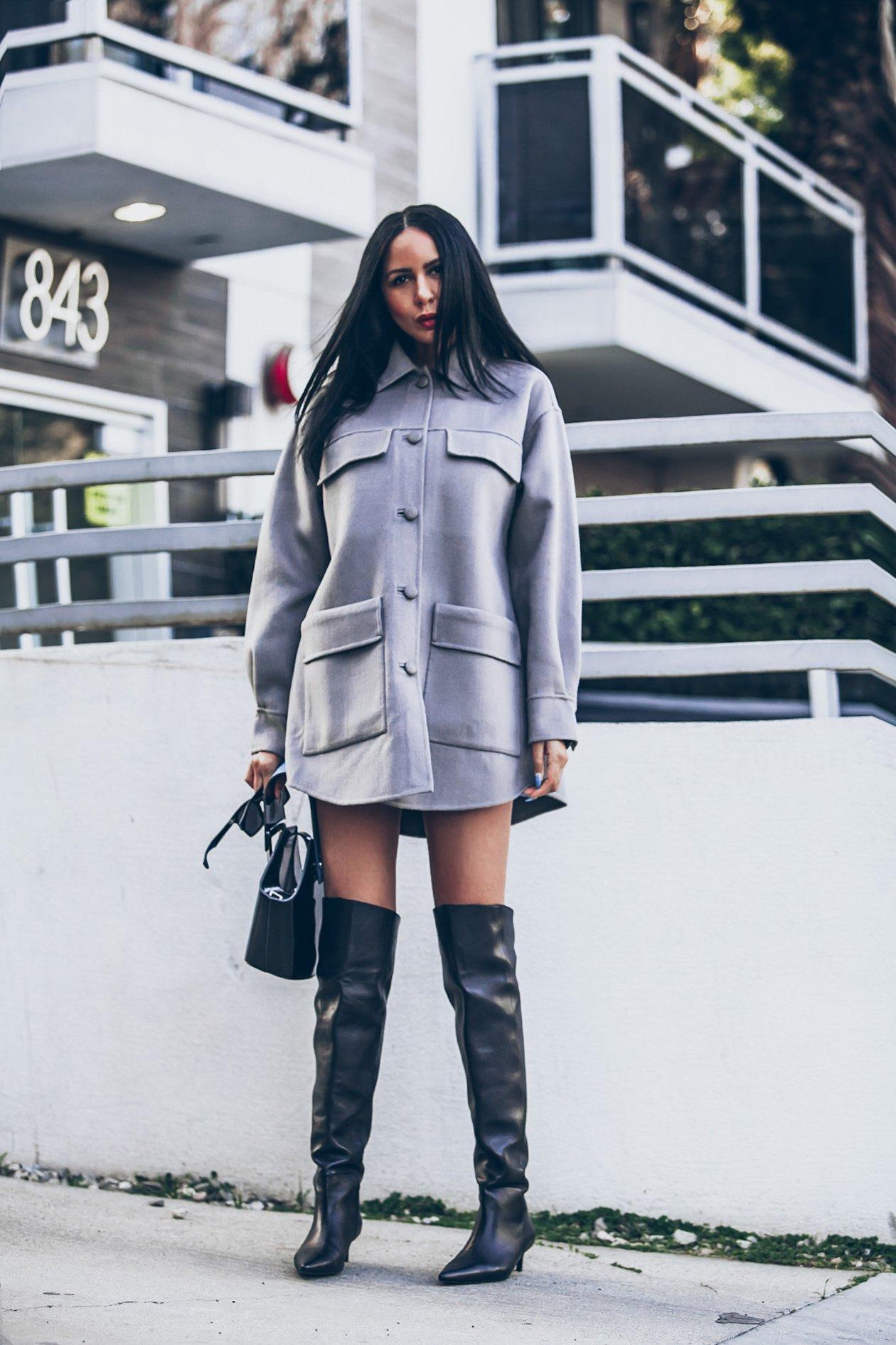 jacket or dress